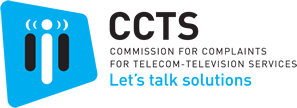 Commission for Complaints for Telecom-television Services (CCTS)